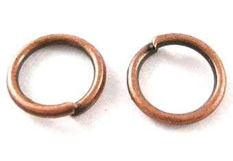 Spojovací kroužek 4 mm 100 ks