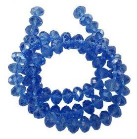 Slavík 4x3 mm, 150 ks, modrá