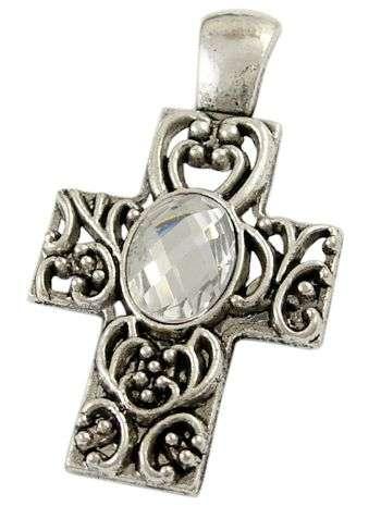 Kříž zdobený 61 mm