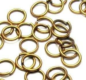 Sojovací kroužek 6 mm 100 ks