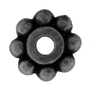 Květ 4 mm,100 ks,černá