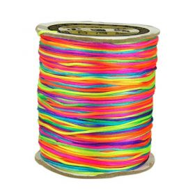 Nylonová šňůra 1 mm,cena za 1 m,barevný