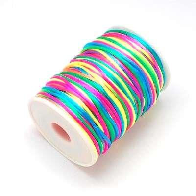 Nylonová šňůra 2 mm,cena za 1 m,barevný