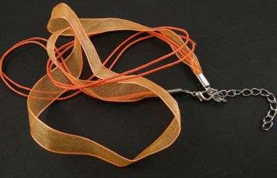 Oranžová stužka