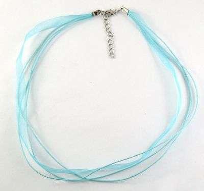 Světle modrá stužka