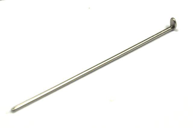 Ketlovací nýt 0,6x30 mm z chirurgické oceli, 100 ks