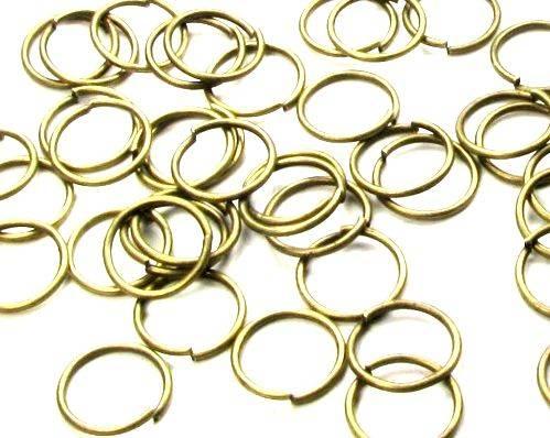 Spojovací kroužek 10 mm 100 ks